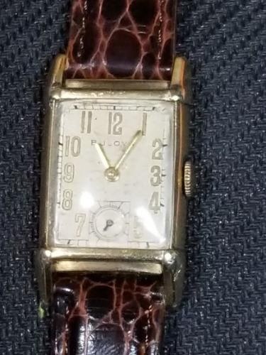 1948 Bulova American Eagle watch