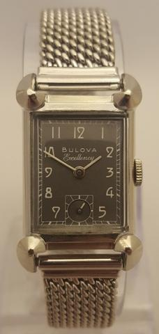 1949 Bulova His Excellency watch