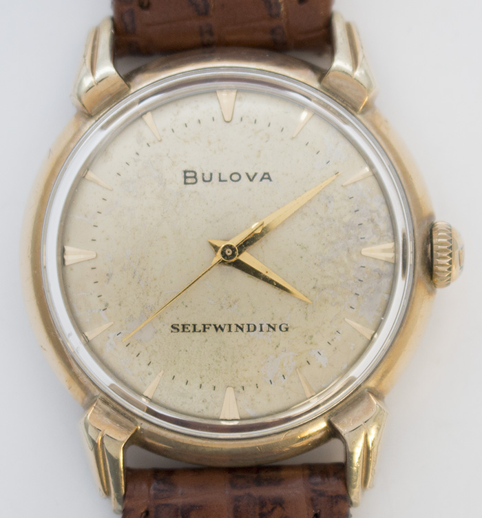 Jose Serra 1953 Bulova Reed watch