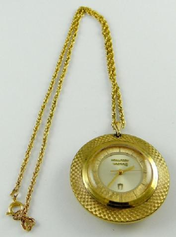 Bulova Pendant Watch