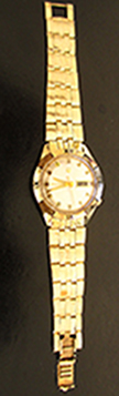 Bulova Accutron watch 1968 Jay 12 09 2013