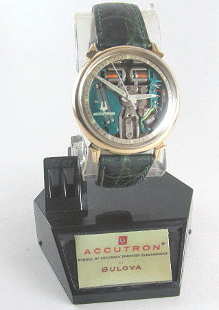Accutron Spaceview 1965 Bulova watch