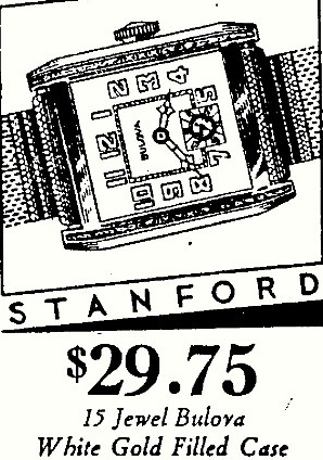 stanford ad 1930