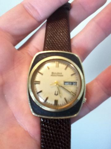 ArchieGoodwin 1972 Accutron Day Date 11 12 2014