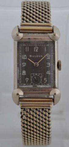 Geoffrey Baker 1948 Bulova His Excellency Watch 6 26 2011
