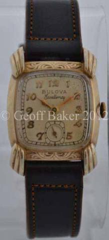 Geoffrey Baker Bulova His Excellency QQ Watch 6 27 2011