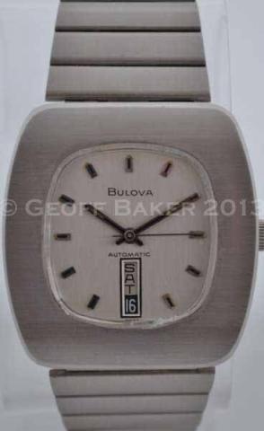 Geoffrey Baker 1973 Bulova Jet Star C Watch 11 29 2013