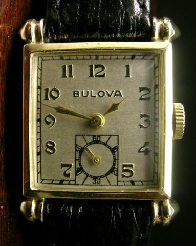 Bulova watch Comptroller