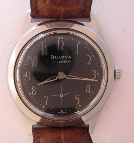 Bulova SVP II watch