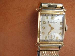 Bulova watch uploaded 27 Feb. 2013
