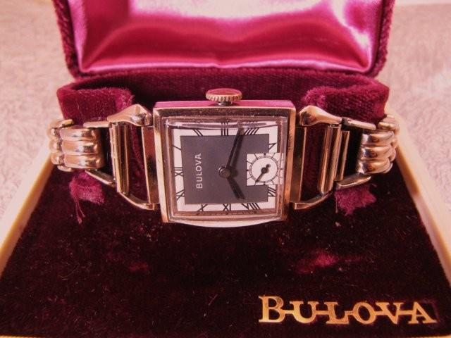 1941 Bulova Unknown 17J 8AE