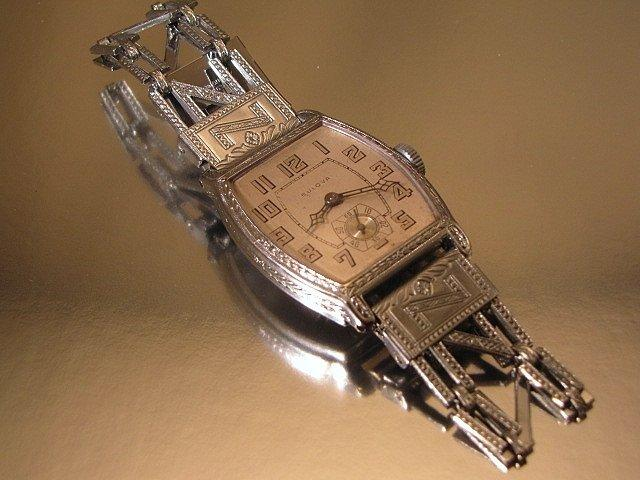1927 Bulova Unknown 15J 10AN