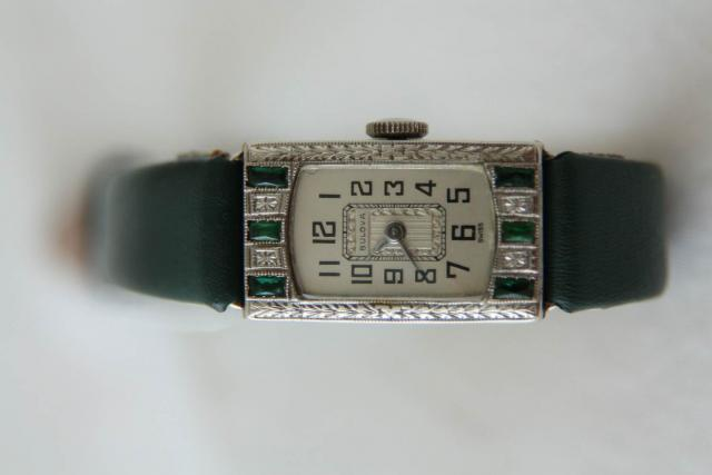 Bulova Theodora watch