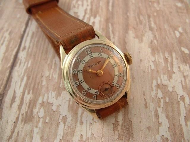 1946 Bulova 15J 10BC Pan American version