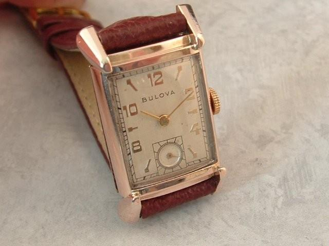 "1947 Bulova His Excellency ""GG"" 21J 7AK"