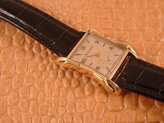 1953 Bulova Unknown 21J 8AC
