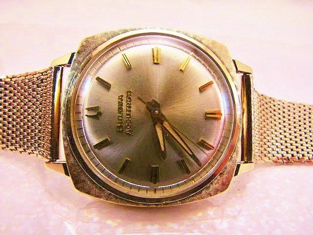 "1969 Bulova Accutron ""417"" 214 movement"