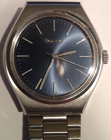 1979 Bulova Stainless Steel (Manual)