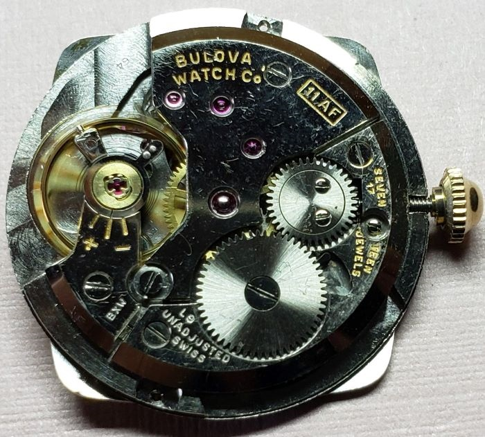 "1959 Senator ""J"" - Movement"