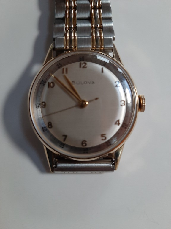 1953 Unknown Men's Bulova Front