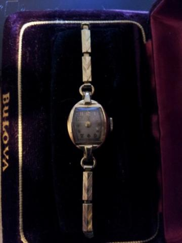 Womans Bulova watch 6-25-12