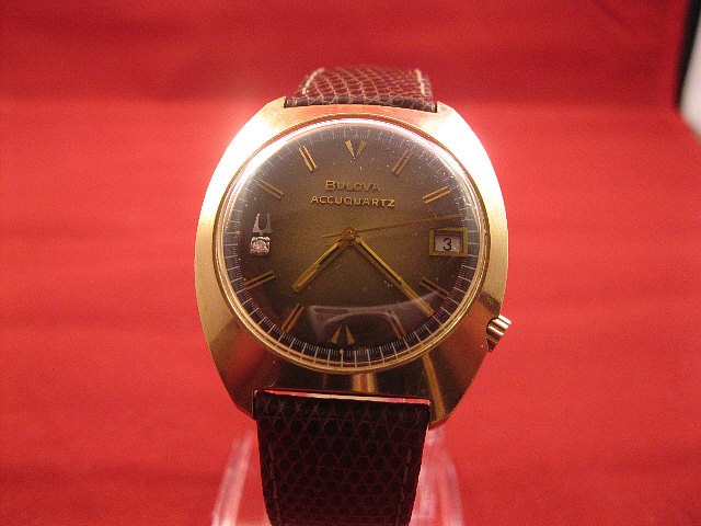 1973 Bulova Accuquartz watch