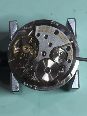 Bulova 11ALL movement