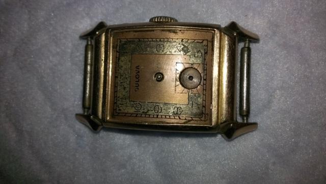 Antique Bulova Watch DDubois 11 22 2013