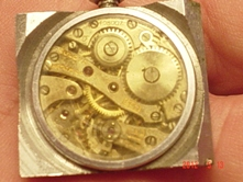 Bulova 1929 Gardfiled watch Works May 14 2012 Sheild and Serial number