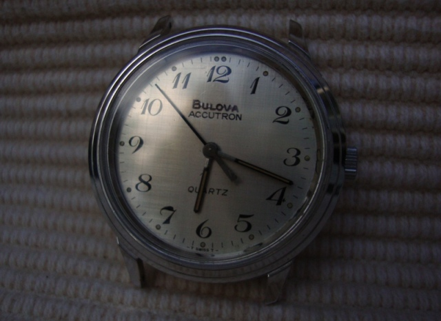 Bulova Accutron Quartz 1978