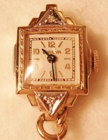 1938 Bulova Martha Washington