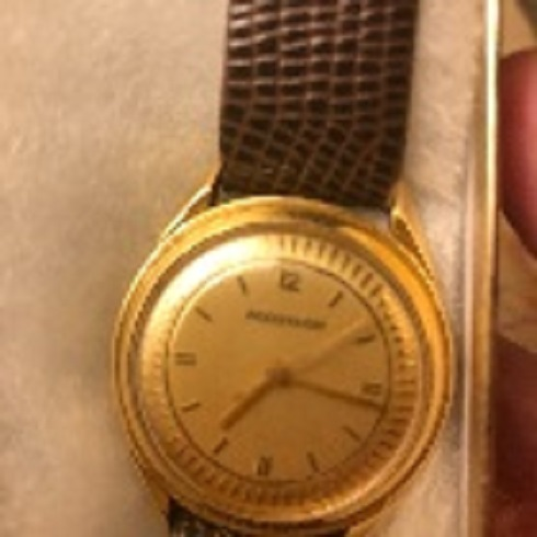 Accutron front
