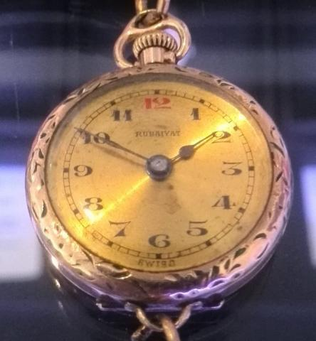 1917 oldest ladies Rubaiyat Bulova watch know to exist