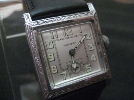 Bulova watch New pictures added 1/12/13
