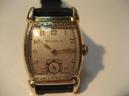 Bulova watch Posted 2/8/13
