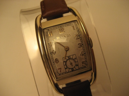 Bulova watch Posted 2/11/13