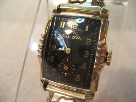 Bulova watch Posted 2/23/13