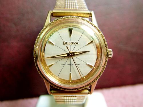 Bulova JET CLIPPER J watch