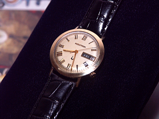 "1971Accutron N1 1971 DAY & DATE ""G"" Model"