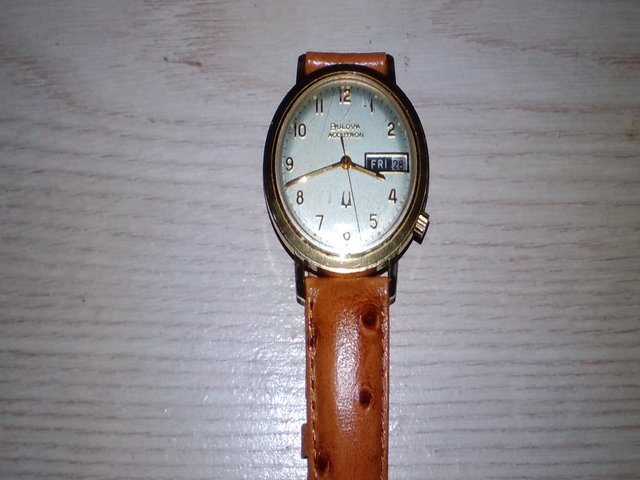 1973 Accutron Bulova watch