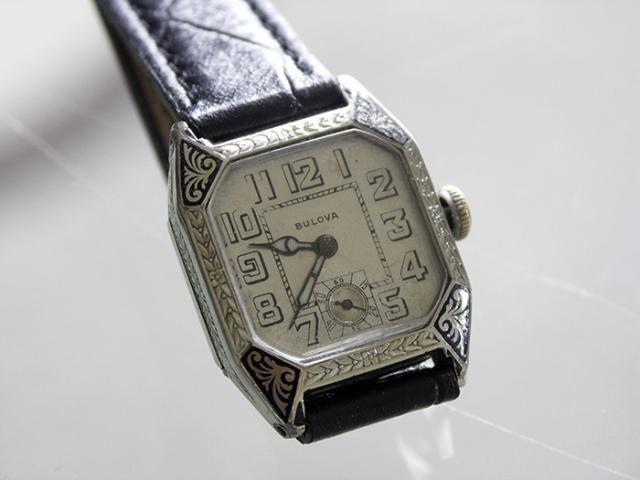 1927 Original 5000 Bulova Lone Eagle watch