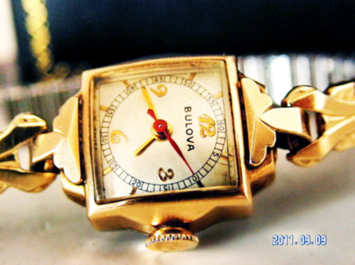 Medical Center Bulova watch