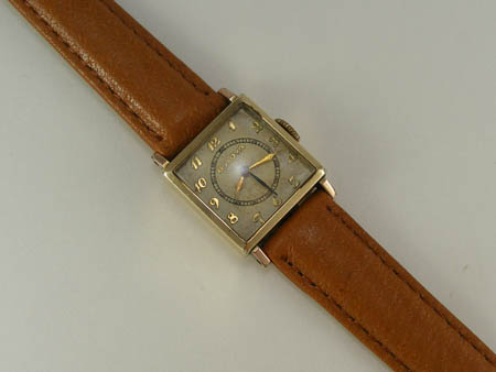 1940 Bulova Nurse's Watch
