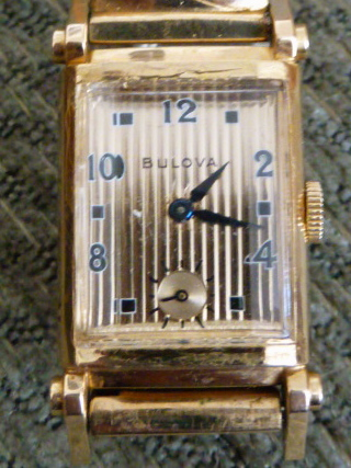 1950 Bulova Academy Award Watch