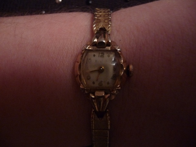Unknown Bulova watch