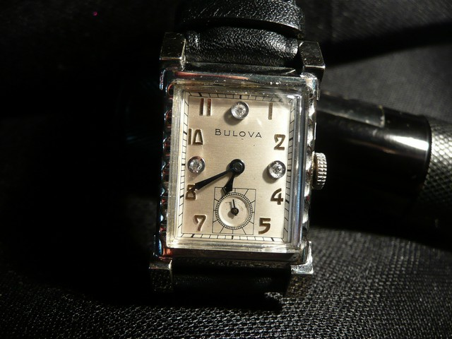 Bulova 1950 -Unknown