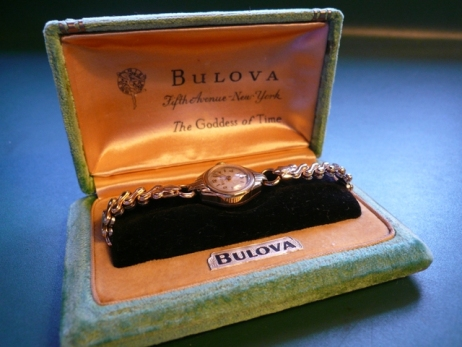 José Serra's Bulova The Goddess of Time