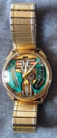 Bulova Accurton 214 (Spaceview by watch maker)