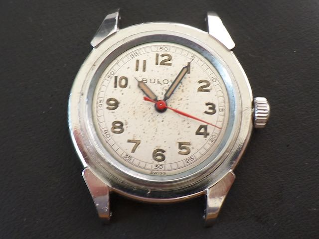 1949 Bulova Watertite