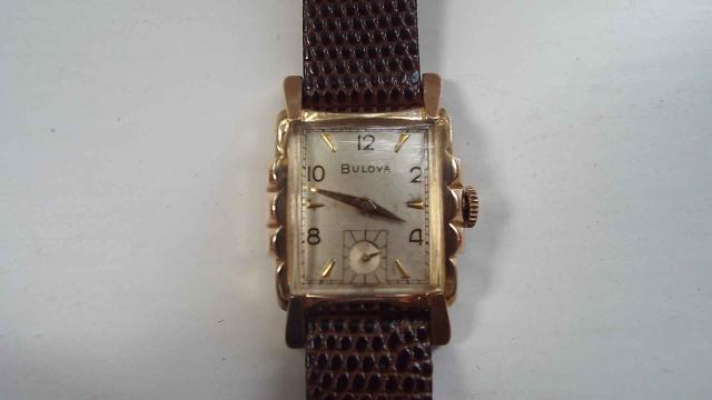1953 Marlboro Bulova watch